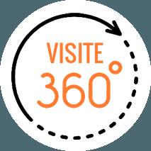 Hotel du Plat d'Etain - 360° Visit