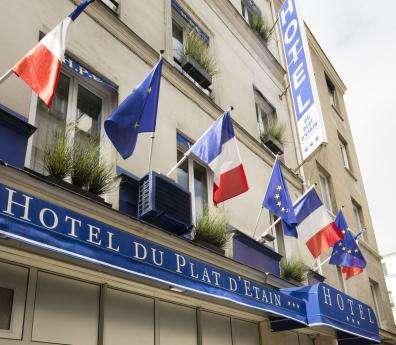 Hôtel du Plat d'Etain - Hôtel
