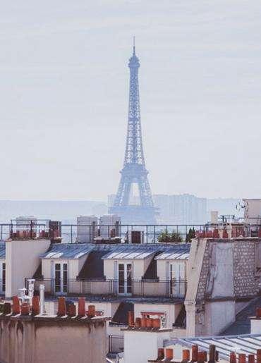 Hotel du Plat d'Etain - Paris - Tour Eiffel