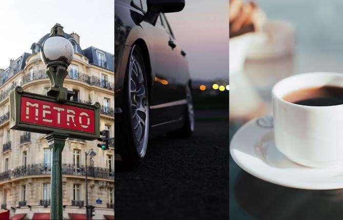 Hotel du Plat d'Etain - Subway / Parking / Mug